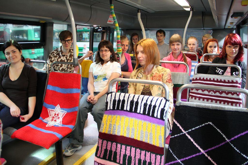 Softening the image of public transport