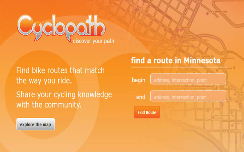 Smart Apps for Smarter Travel – Cycling