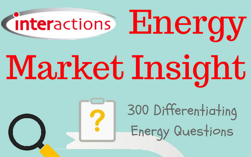 Energy Market Insight – Infographics