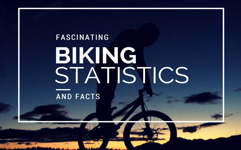 Fascinating Biking Statistics and Facts
